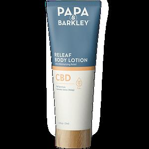 Papa & Barkley CBD Lotion