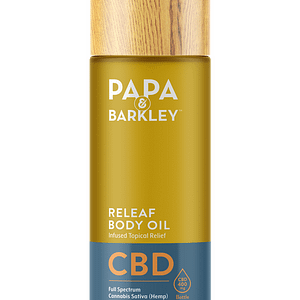 Papa & Barkley CBD Oil
