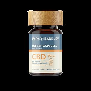 Papa & Barkley CBD Capsules